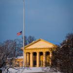 Arlington House in Late Winter| Arlington administration building | Arlington media, inc.