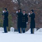 US Army Firing Team | Arlington Cemetery Photography | Arlington Media, Inc.