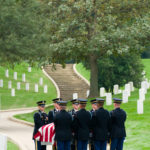 Arlington Media Full Honor Service | Arlington Photography | Arlington Media, inc.