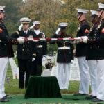 Arlington media full honor service With the US Marines in Section 59 | Arlington photography | Arlington media, inc.