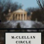 Arlington National Cemetery McClellan Circle | Arlington Photography | military funeral honors | Arlington National Cemetery Photographers | Arlington Media, Inc.