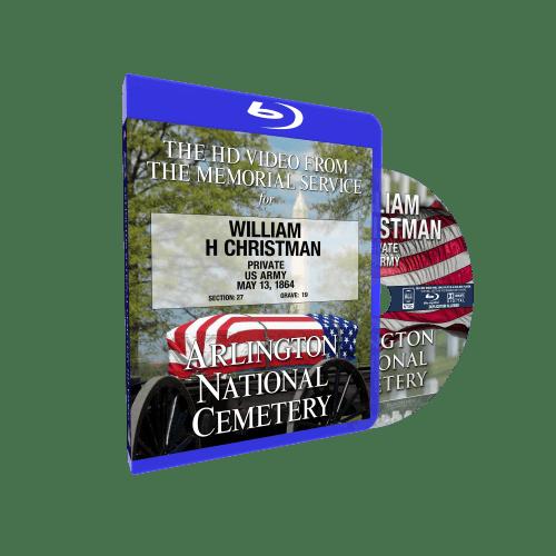 Arlington National Cemetery Memorial Service | Arlington Cemetery Funeral Videography | Blu-Ray Video DVD | Arlington Media, inc.