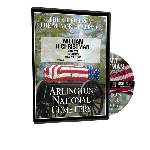Arlington National Cemetery Memorial Service | Arlington Cemetery Funeral Videography | Video DVD | Arlington Media, inc.