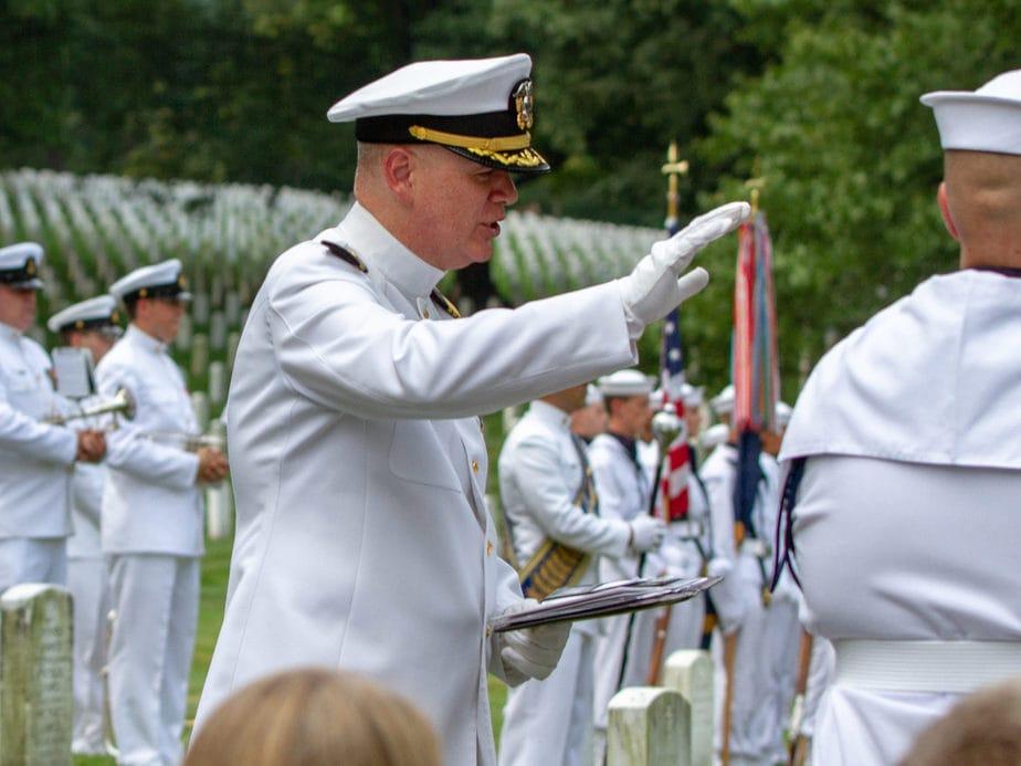 US Navy Chaplain | Arlington national cemetery pictures | arlington photography | arlington media, inc.