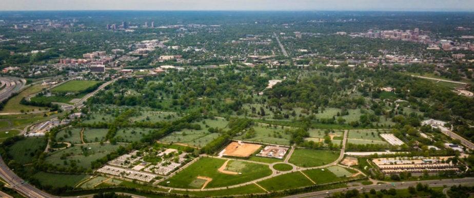 Arlington National Cemetery View | Arlington media, inc.