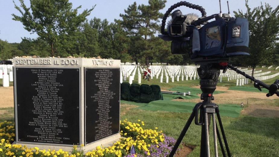 9/11 memorial | Arlington Funeral Videography | Arlington Media, Inc.