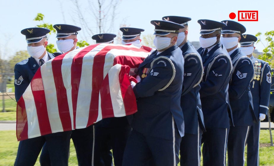 Arlington Service Live Web Stream | Arlington Media, Inc. | Professional Live Streaming for Arlington National Cemetery Video Service