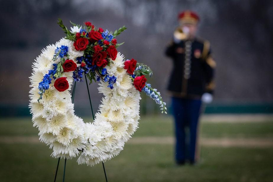 Standard Arlington Honors Service | Arlington media, inc. Standard Honors Arlington National Cemetery Video and Photography Service
