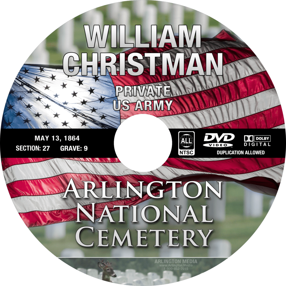 Arlington National Cemetery Video DVD | Arlington Cemetery Funeral Videography | Arlington Media, inc.
