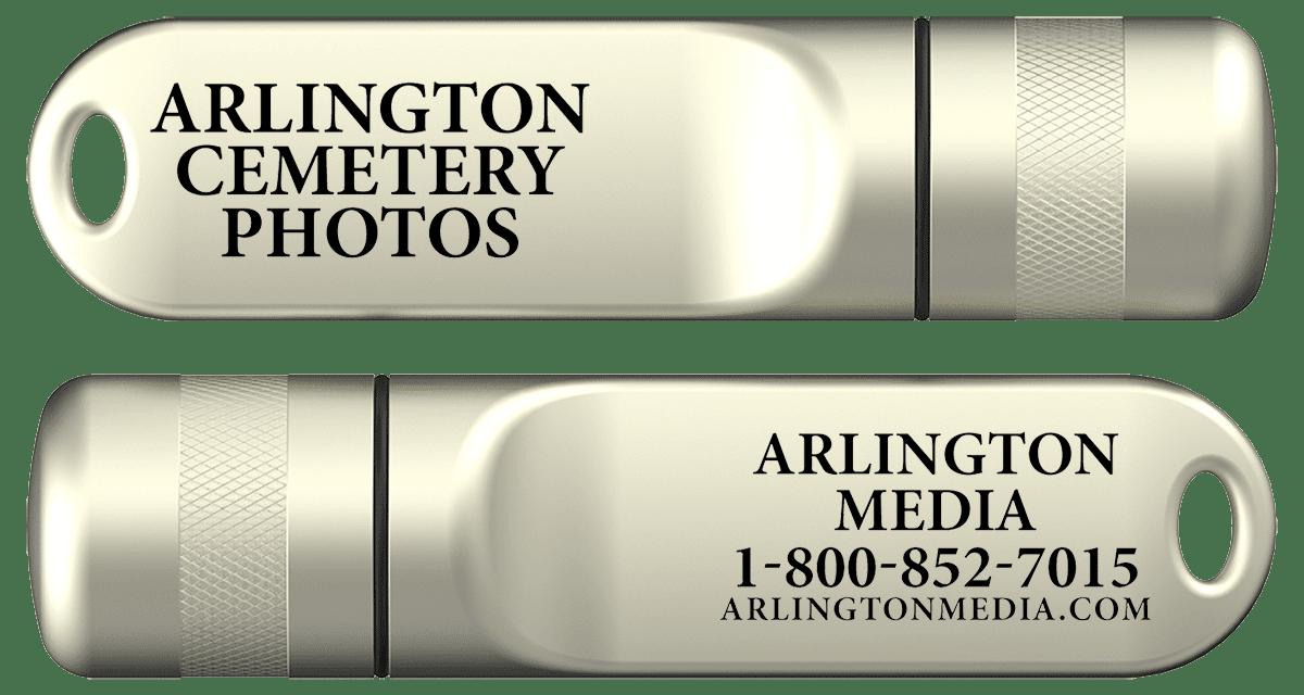 Arlington National Cemetery Photos USB Drive | Arlington National Cemetery Media | Arlington Media, inc.