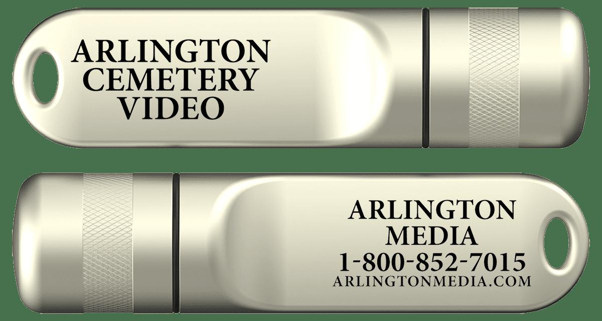 Arlington National Cemetery Video USB Drive   Arlington National Cemetery Media   Arlington Media, inc.