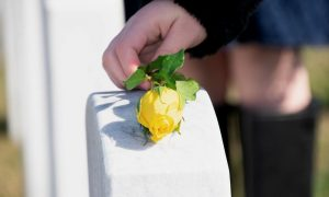 Read more about the article Reasons To Hire a Photographer for a Funeral at Arlington