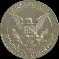 Arlington National Cemetery Emblem | Arlington Media, Inc.